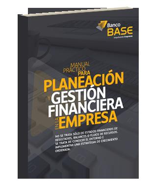Manual práctico para Planeación y Gestión Financiera en la Empresa